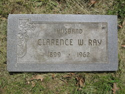 Clarence W Ray