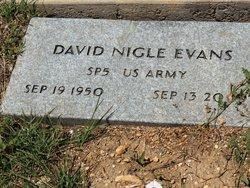 David Nigle Evans