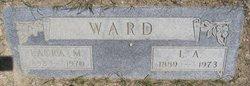 Marion Eleanor Laura <i>Martell</i> Ward