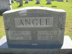 Katie I. <i>Miller</i> Angle