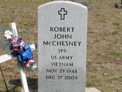 Robert John McChesney