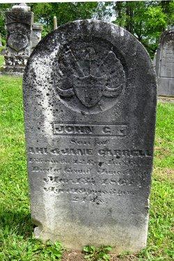 Pvt John C Carrell