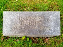 Dr Louis Cameron Haight