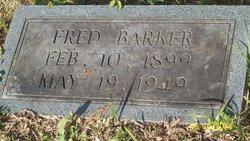 Fred Barker