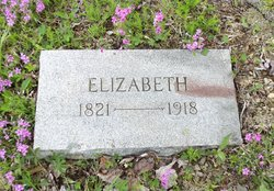 Elizabeth <i>Zimmerman</i> Bliss