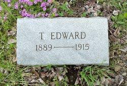 Thomas Edward Bliss