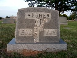 William Obediah Absher