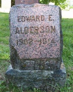 Edward Edwin Alderson