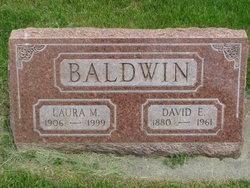 David Ervin Dave Baldwin, Sr