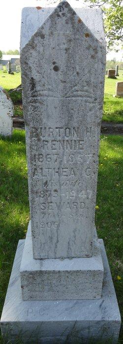 Burton H Rennie