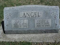 Cleo Christine <i>Cockran</i> Angel