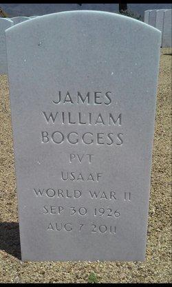James William Boggess