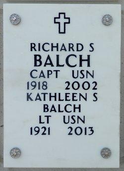 Richard S Balch