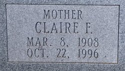 Claire <i>Finney</i> Crumbaker