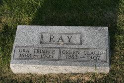 Ora A <i>Trimble</i> Ray