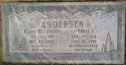 Karen Margrethe <i>Jensen</i> Andersen