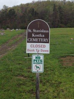North Barnesboro Cemetery