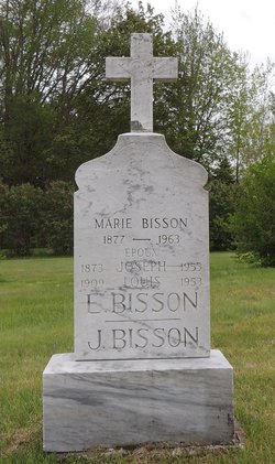Marie <i>Demers</i> Bisson