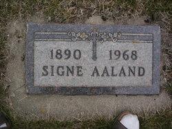 Signe Aaland