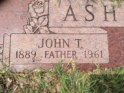 John Theopolis Johnnie Ashburn