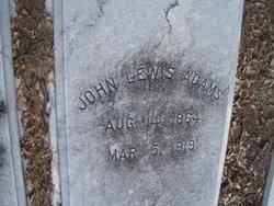 John Lewis Adams