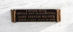 Janet Eleanor <i>Swanson</i> Wagoner