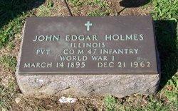 John Edgar Holmes