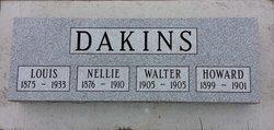 Walter Edmond Dakins
