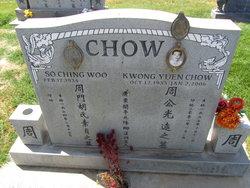 Kwong Yuen Chow