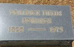 Beatrice <i>Fields</i> Edwards