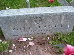 PFC Alex C. Charette