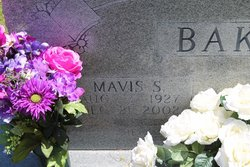 Mavis Stanley Baker