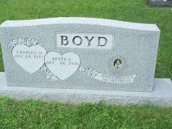 Charles Douglas Boyd