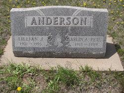 Lillian <i>Landscoot</i> Anderson