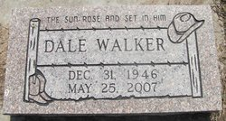 Floyd Dale Walker
