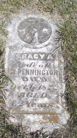Gracy <i>Houston</i> Pennington