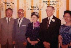 Catherine Mary O'Keefe <i>Keefer</i> Andress