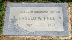 Harold William Harry Prouty