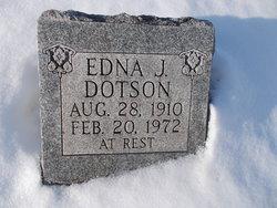 Edna Juanetta Dotson