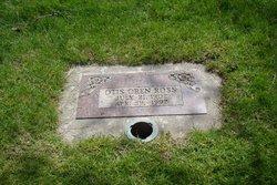 Otis Oren Ross