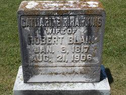 Catherine Robinson <i>Hawkins</i> Blain