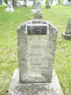 Joseph Scott Haden