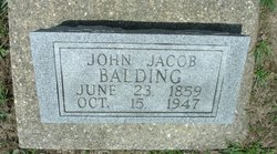 John Jacob Astor Balding