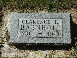 Clarence Elmer Barnholt