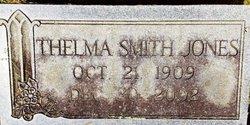 Thelma <i>Smith</i> Jones