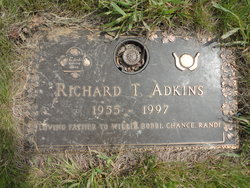 Richard T Adkins