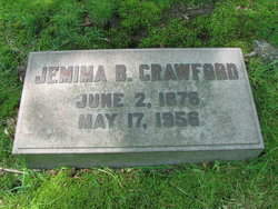 Jemima B Crawford