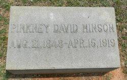 Pinkney David Hinson
