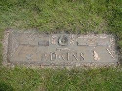 Frances J <i>Haire</i> Adkins