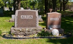 Emma M <i>Charlton</i> Alton